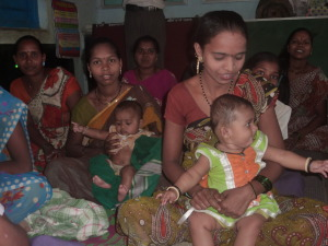 Post-natal education in Thane