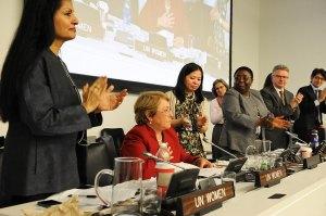 UN declaration on rights of women 2013